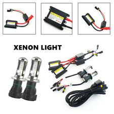 55W H4 6000K HID Car Universal Xenon Light  Headlight Fog Ultrathin Part Kit