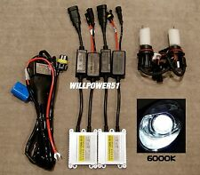 6000K H13 9008 BI-XENON CANBUS M9 NO ERROR SLIM HID KIT 05 FOR FORD EXCURSION