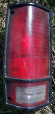 1982-93 Chevy S-10 Tail Light Assembly Original 83 84 85 86 87 88 89 90 91 92