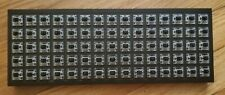 ID75 Hot-swappable Ortholinear Keyboard