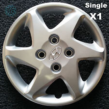 """Hyundai Elantra 15"""" Single Hubcap Reconditioned (one only)"""