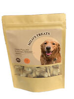 Real Human Grade Dog Treats Dehydrated Chicken Jerky Small Size Made In USA.
