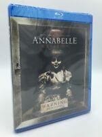 Annabelle: Creation (Blu-ray+DVD+Digital, 2017; 2-Disc Set) NEW