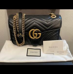 Gucci Marmont Matalasse Small