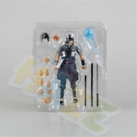Anime Naruto Uchiha Sasuke PVC Action Figure Model 14cm New in Box