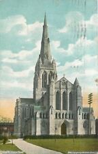 Pitsburgh Pennsylvania~All Points Upward @ Calvary Church~1912 Postcard