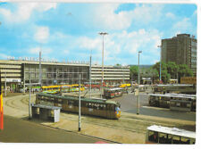 Netherlands Posted Collectable Bus & Tram Postcards