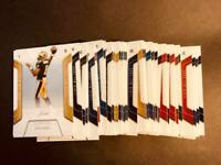 2003 Flair OVERSIZE NFL PROOF You Pick Your Card