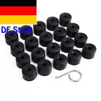 H/&R Felgenschlösser Felgenschloß 4 Stk schwarz M14x1,5x40 Kugelbund R14