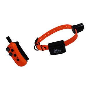 D.T. Systems R.A.P.T. 1450 Remote Dog Trainer, Orange/Black