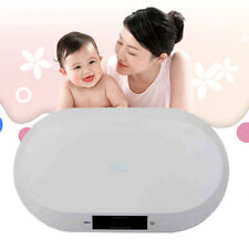 Electronic Digital Monitor Infant Baby Scale Pediatric Weight Measuring  20Kg AU