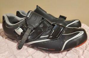 Men's Shimano Pedaling Dynamics Shoes, SH-R088L, Size 14.2