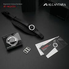 Gariz Alcantara Hand Strap Grip DSLR Camera Black AT-HG2/CG1 Plate XA-PC1