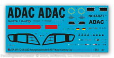 Peddinghaus 2851 1/87 Ec 135 ADAC D-Hgyv Hélicoptère de Sauvetage