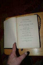 Revolutionary War Rolls 1886 New Hampshire State Papers Book Volume Xv/Vol2