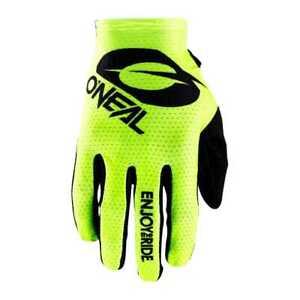 O'Neal Matrix Stacked Gloves 2020 Neon Yellow