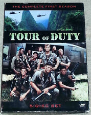 Tour of Duty Complete Season One (First series) DVD *REGION 1*