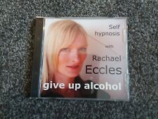Give Alcohol Hypnosis CD  Hypnotherapy (CD) Rachael Eccles