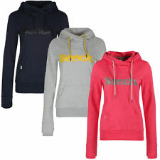 Unifarbene Bench Damen-Kapuzenpullover & -Sweats
