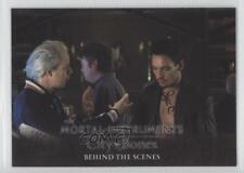 2013 Leaf The Mortal Instruments: City of Bones Behind the Scenes #BHS-13 0a1