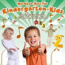 """KIDDYS CORNER """"MITMACH HITS FÜR KINDERGARTEN KIDS"""" CD"""