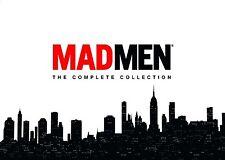 Mad Men Complete Series Season 1-7 Deluxe Collector's Box Set UK Exclusive NEW