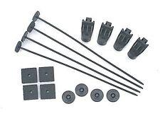 "Mounting Kit Electric Fan Transmission Oil Cooler Nylon Tie Strap 10 12"" 14"" 16"""
