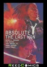 ABSOLUTE Y THE LAST MAN VOLUME 2 HARDCOVER New Hardback Collects Issues #21-40