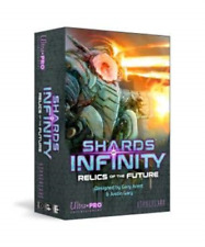 Shards Of Infinity: Relics Of The Future Expansion (US IMPORT) GAME NEW
