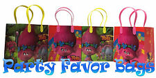 30 pcs DreamWorks Trolls Movie Party Favor Bags Treat Birthday Gift Sack Fun Bag