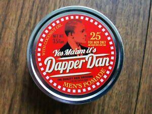 Dapper Dan  Mens Pomade  Medium Hold                              100g=14,95 E