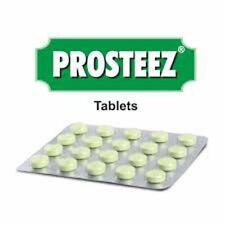 4 X Ayurveda Charak Herbal Prosteez 20 Tablet Free Shipping