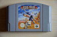 N64-Star Wars: Rogue Squadron, para Nintendo 64