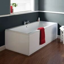 Premier White Baths 1700 mm Length