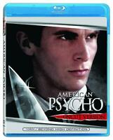 American Psycho Blu-ray Christian Bale Actor BRAND NEW