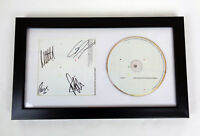 The 1975 Band Signed A Brief Inquiry Into Online Relationships CD Framed COA