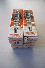Lots of 4 Autolite Spark Plug (26)