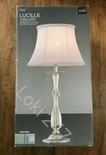 Next Lucille Table Lamp   eBay