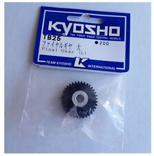 Vintage RC Kyosho TB25 Blizzard Final Gear Old Stock NIB