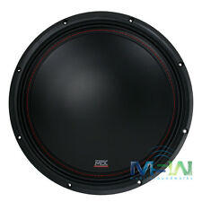 "NEW MTX 3510-04 10"" 35-Series SINGLE 4-OHM CAR AUDIO STEREO SUB SUBWOOFER 351004"