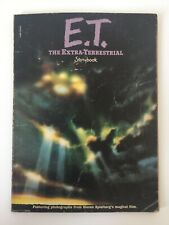 E.T The Extra Terrestrial Storybook Steven Spielberg's Film 1982 Paperback