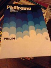 PHILRAMA 1980 CATALOGO GENERALE PHILIPS X LA CASA STEREO HI-FI TV RADIO