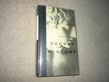 The Secret History Donna Tartt 1st HC/DJ