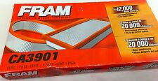 """Fram CA3901 Flexible Panel Air Filter Product Height 1.6"""" Product Width 6.68"""""""