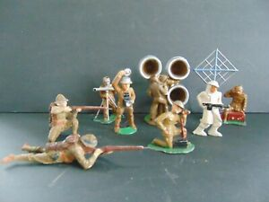 RARE VINTAGE TOY SOLDIERS from WORLD WAR ONE