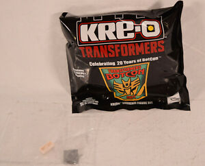 Transformers G2 Kre-O Kreons Constructicon Devastator BotCon 2013 MISB