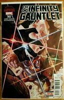 The INFINITY GAUNTLET #2 (2015 MARVEL Comics) - NM Comic Book - Secret Wars