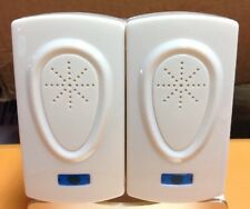 Set of 2 Ultrasonic Pest Control Repellers – Electronic Plug-in Repellent for In