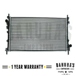 Ford Transit Connect / Tourneo Connect 1.8 2002-2013 Manual Radiator
