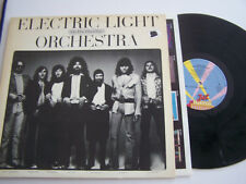 LP 33 TOURS , ELECTRIC LIGHT ORCHESTRA , ON THE THIRD DAY , VG  / EX . JET 1202
